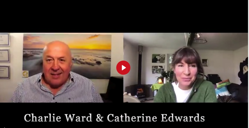 Charlie Ward & Catherine 17t Nov20