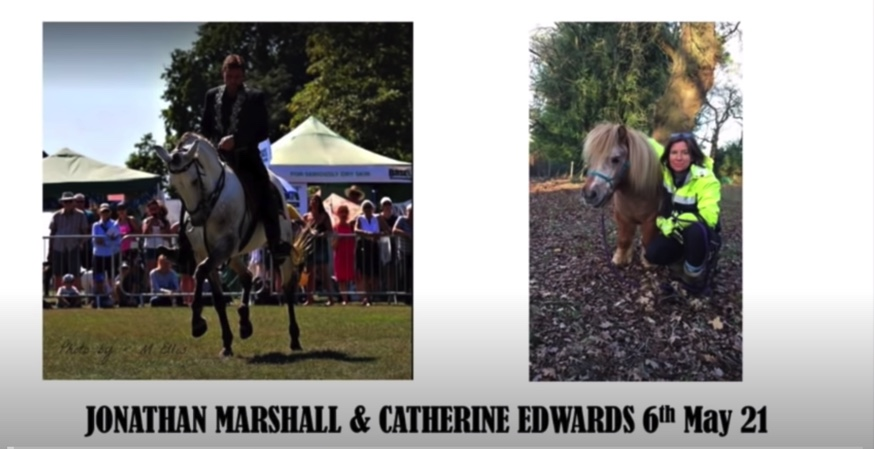 Jonathan Marshall & Catherine Edwards: Animal & Human Relationships Are we Questioning Everything? 6th May 21