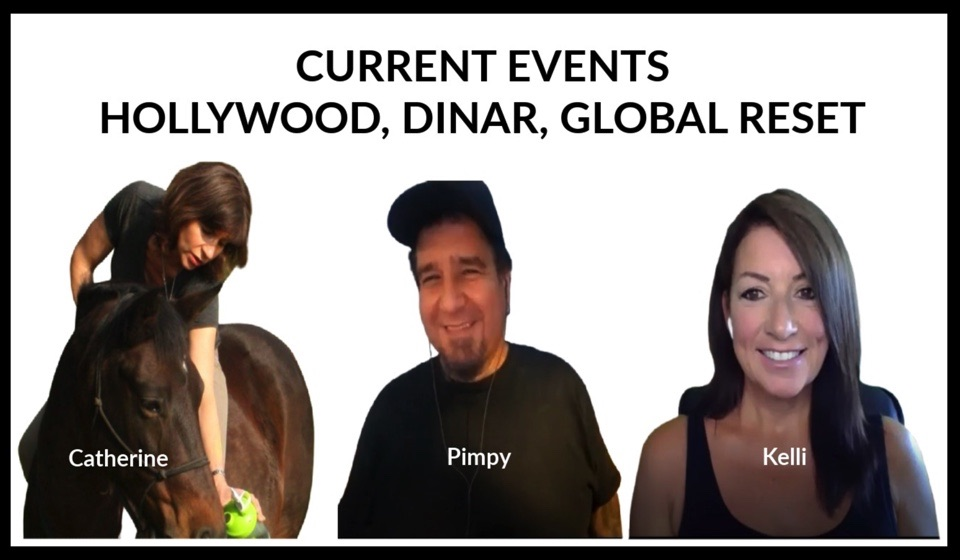 Pimpy, Kelli Rivers & Catherine – Hollywood & More 18th Oct 20.mp4
