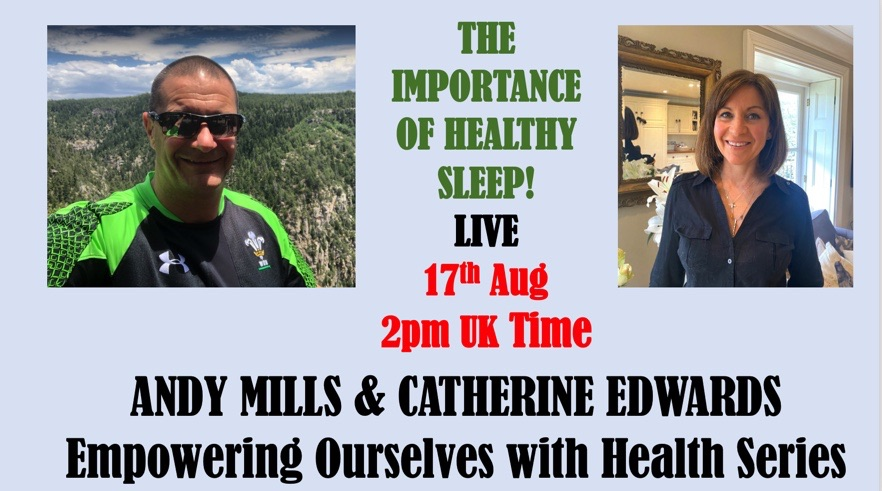 Empowering Ourselves with Health Series: The Importance of Healthy Sleep